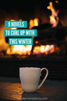 9 novels to curl up with this winter. a great winter book list.