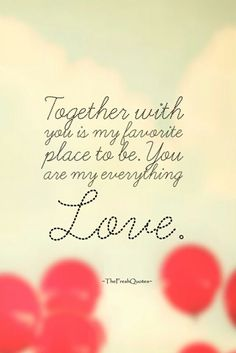 You're My Everything Quotes and Messages – Love Quotes – Antropur's Kunst & LebensART Romantic Love Messages, Love Quotes For Him Romantic, Love Picture Quotes, Sweet Love Quotes, Love Quotes For Her, Love Yourself Quotes, Fresh Quotes, Romantic Poems, Deep Quotes