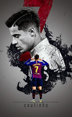 He made haters remain silent with that beautiful goal❤️💙 Football Icon, Football Art, World Football, Barcelona Players, Neymar Barcelona, Cristiano Messi, Neymar Jr, Coutinho Wallpaper, Iran National Football Team