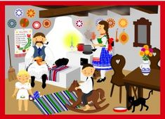Techno, Family Guy, Kids Rugs, Drawings, Fictional Characters, Color, Colouring, Art, Illustrations