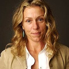 """Frances McDormand: """"It's much easier to play supporting roles because that's what I do in my life: I support my son."""""""