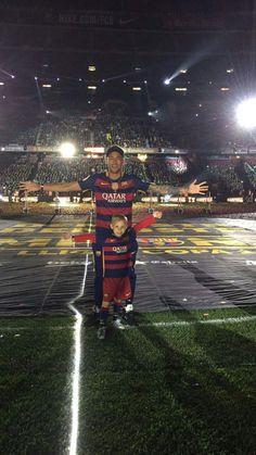 Neymar and Davi via Snapchat (23.05.16)