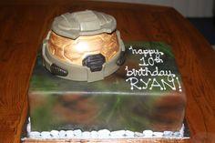 Halo birthday party | Halo Birthday Cakes