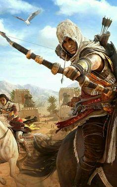 《Assassin's Creed Origins / Bayek》