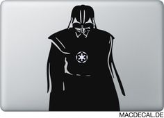 Der Darth Vader Macbook Sticker ist exklusive nur bei uns erhältlich! Unsere Designer haben tolle arbeit geleistet. Möge die Macht mit euch sein! #StarWars http://www.macdecal.de/star-wars/macbook-sticker-darth-vader.html