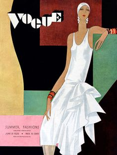 vogue june 1929