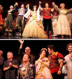Beauty and the Beast on Broadway..can i please be belle? and please let me just wear that dress.