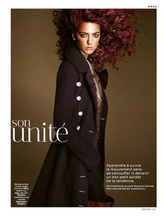 choisir son unité: emmy rappe by alvaro beamud cortes for stylist france #60 11th september 2014