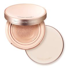 Etude House Real Powder Cushion SPF50+/PA+++  14g     Features  This innovative multitasking powder cushion provides all-day flawless face makeup with light and powdery finish. Light but amazing coverage and long lasting effect 22mm slim case that f
