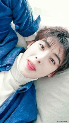 As bright as the clear blue sky 💙💙 Cha Eunwoo Astro, Lee Dong Min, Adrien Y Marinette, Pre Debut, Sanha, Korean Star, Asian Boys, Handsome Boys, Beautiful Boys