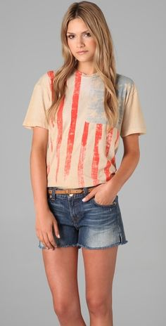 4th of July outfit? I think yes.