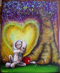 I am In love with this artist's work!! Fabio Napoleoni