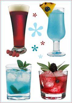 patriotic drinks