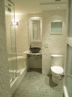 Contemporary Bathroom Drywall Texture Design, Pictures, Remodel, Decor And  Ideas   Page 2