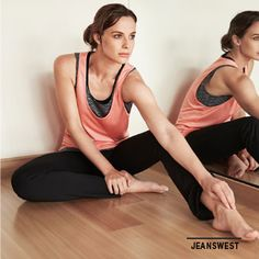 My kinda active wear! Get active with Jeanswest Fitness Style, Fitness Fashion, Exercise Moves, Cute Workout Outfits, Second Skin, Work Clothes, My Outfit, Workouts, Active Wear