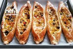 10 Dakikada Kahvaltı Pideleri