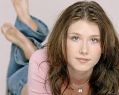 Jewel Staite -- could be Meg from I Need You for Christmas