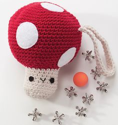This precious purse is small enough to carry little toys, cute enough to take everywhere!