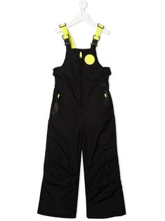 $207.0. DIESEL Top Two-Tone Straight-Leg Dungarees #diesel #top #clothing Printed Sweatshirts, Hoodies, Black Diesel, Dungarees, Black N Yellow, Women Wear, Legs, Irene, Hoodie