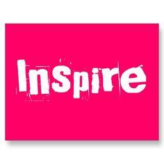 Inspire, so simple