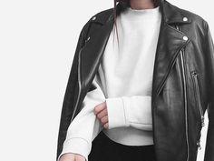 Must-Have: Die perfekte Lederjacke