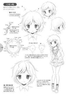 Manga Drawing Design Just manga tutorial Manga Drawing Tutorials, Manga Tutorial, Drawing Techniques, Sketch Manga, Manga Hair, Anime Art, Manga Anime, Poses References, Drawing Base