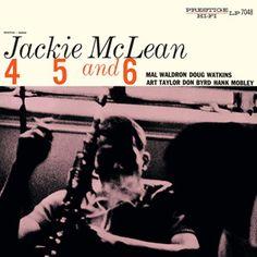 Jackie McLean 4, 5 and 6 LP