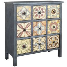 Beautiful drawer chest for bedroom