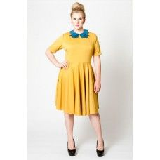 I really want this new Ashley Neil Tipton dress but I wish it came in a color other than yellow!