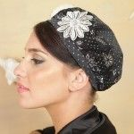 Beatifull apron (sinar) head cover designed by Ayula