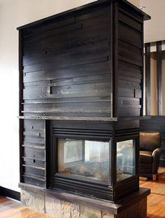 i2i Design Reclaimed Wood Cladding