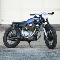 Analog Custom Honda CB350 | Gear X Head