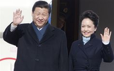 """Well before she met Mr Xi, Mrs Peng was arguably the most famous singer in China. Even today, an old joke still does the rounds in Beijing: """"Who is Xi Jinping? He is Peng Liyuan's husband."""""""