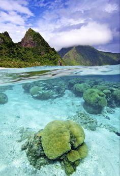 Ofu Island Beach Samoa 14