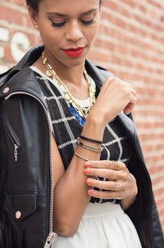 Gold Ally Double Wrap Bracelet | Stella & Dot