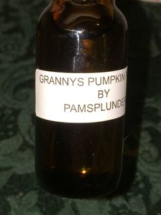 A personal favorite from my Etsy shop https://www.etsy.com/listing/462274407/grannys-pumpkin-pie-pure-fragrance-oil