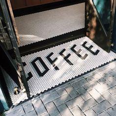 Our Fixer Upper: Coffee Shop Design — Gathered Living Coffee Shops, Coffee Cafe, Coffee Menu, Coffee Poster, Starbucks Coffee, Coffee Humor, Coffee Lovers, Hot Coffee, Iced Coffee