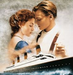 Leonardo DiCaprio plays an Irish lad in Titanic. so Ironic because he is Italian, ha.