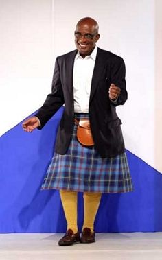 Al Roker,..the reason I watch the Today Show