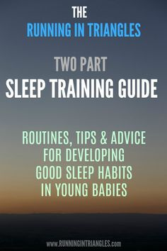 Part one of a two part sleep training guide containing a daily routine for building a good sleep foundation in newborns. Part two of a two part sleep training guide that includes advice fordeveloping good sleep habits in babies 6 months and older. Successfully sleep train a child without letting them cry themselves to sleep