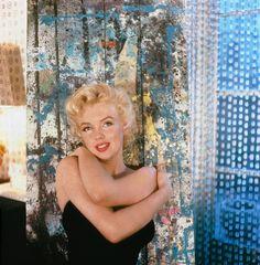 Marilyn Monroe Video Archives — Marilyn Monroe Feb 1956. Taken by Cecil Beaton