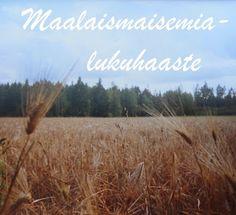 Ullan Luetut kirjat: Vuoden 2015  haasteet saivat päätöksensä. Reading Challenge, Challenges, Nature, Plants, Travel, Naturaleza, Viajes, Planters, Trips
