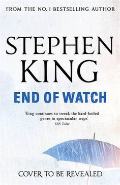 End of Watch is a compelling and chilling suspense novel which sees retired detective Bill Hodges back on the trail of his nemesis Brady Hartsfield, the criminal the press called The Mercedes Killer. Foiled in his attempt to commit a second mass murder, Hartsfield is confined to a hospital brain injury unit in a seemingly unresponsive state. But all is not what it seems