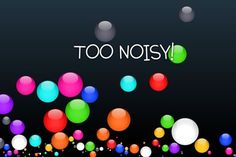 Noisy class? Brilliant classroom management tool. (microphone required)