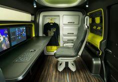 New Nissan NV Mobile Office