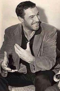 Gene Kelly with scruff? Case closed.