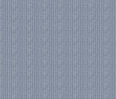 PS Blue Repeat at Spoonflower.