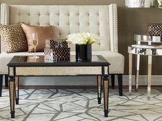 glam furniture