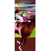 Horse Jockey Photo Stand In