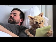 This cat is NED Ep15: Sick Day - YouTube